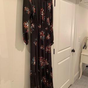 LOFT Dresses - Loft Floral Maxi Dress